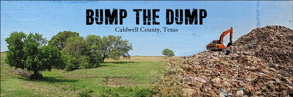 Bump the Dump – Caldwell County